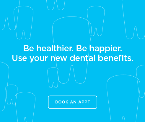Be Heathier, Be Happier. Use your new dental benefits. - Downey Modern Dentistry